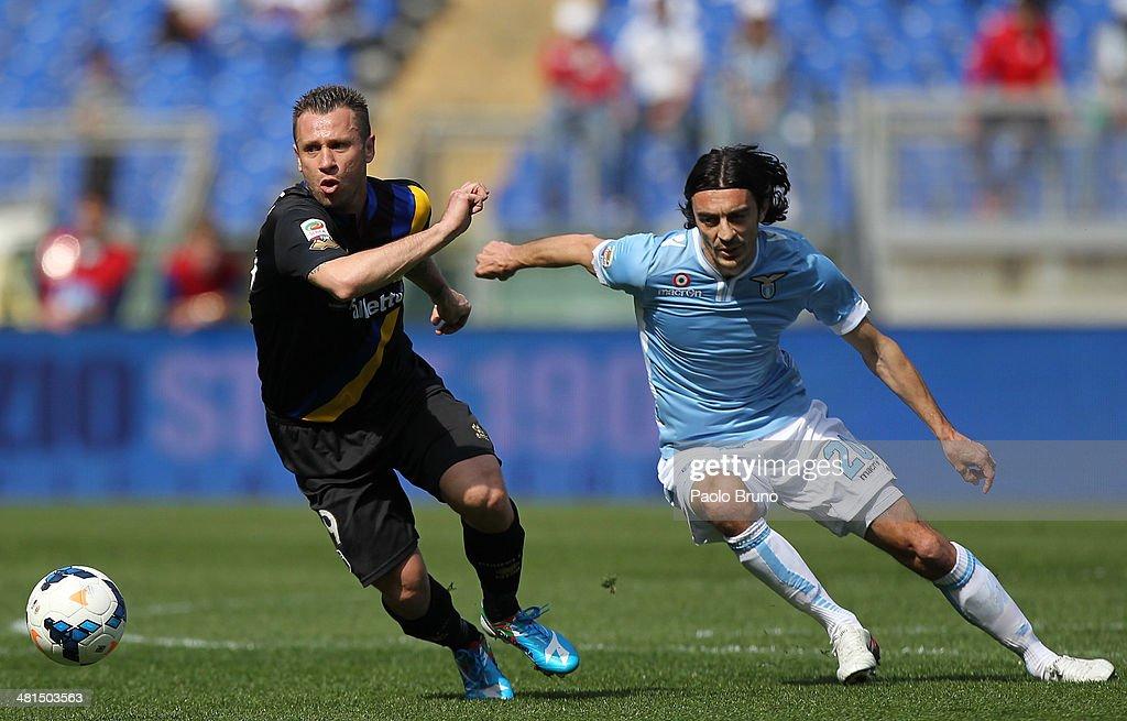 SS Lazio v Parma FC - Serie A : News Photo