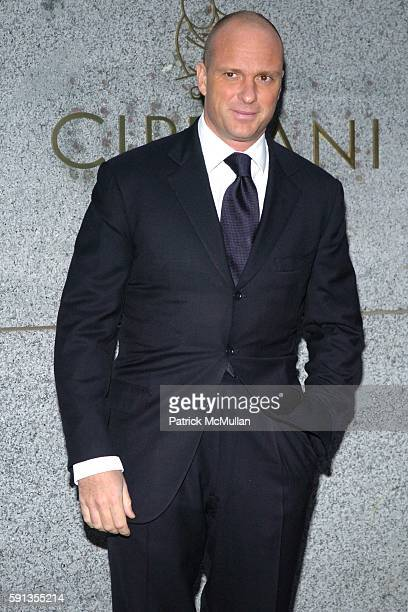 Giuseppe Cipriani attends de Grisogono Sponsors The 2005 Wall Street Concert Series Benefitting Wall Street Rising with a Performance by Sheryl Crow...