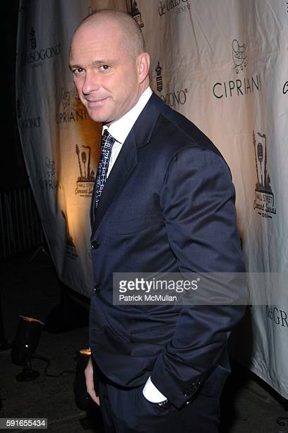 Giuseppe Cipriani attends de Grisogono Sponsors The 2005 Wall Street Concert Series Benefiting Wall Street Rising with a Performance by Beyonce at...