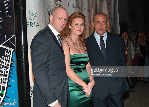 Giuseppe Cipriani Sarah Ferguson Duchess of York and Guest