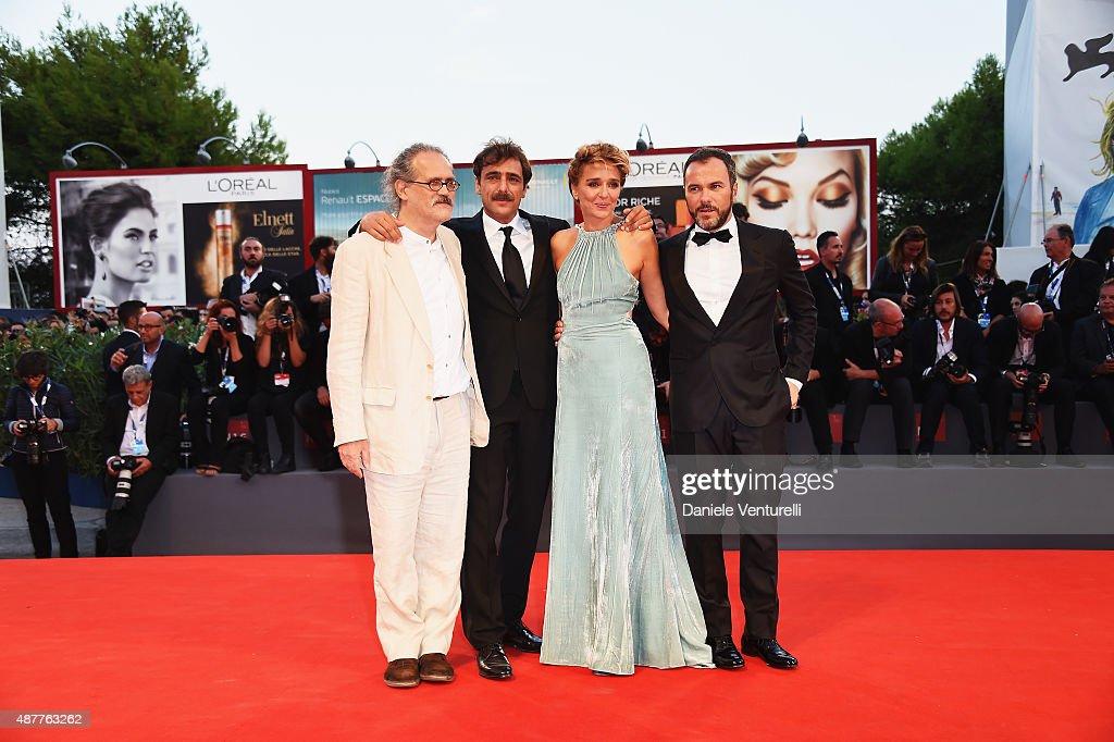 'Per Amor Vostro' Premiere - 72nd Venice Film Festival