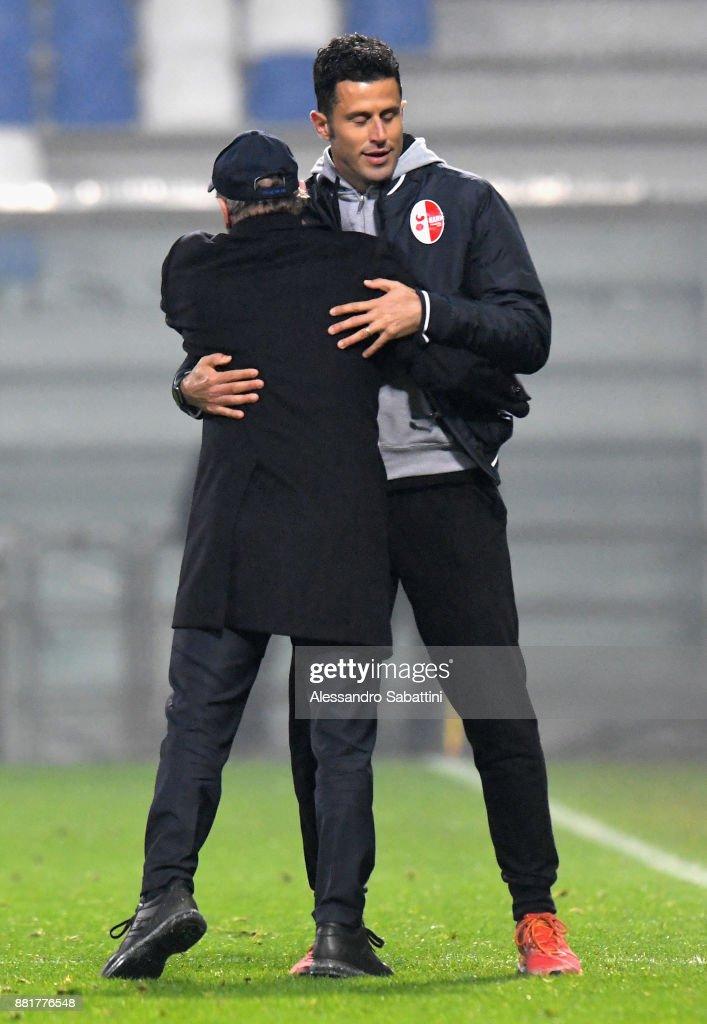 US Sassuolo v Bari - TIM Cup