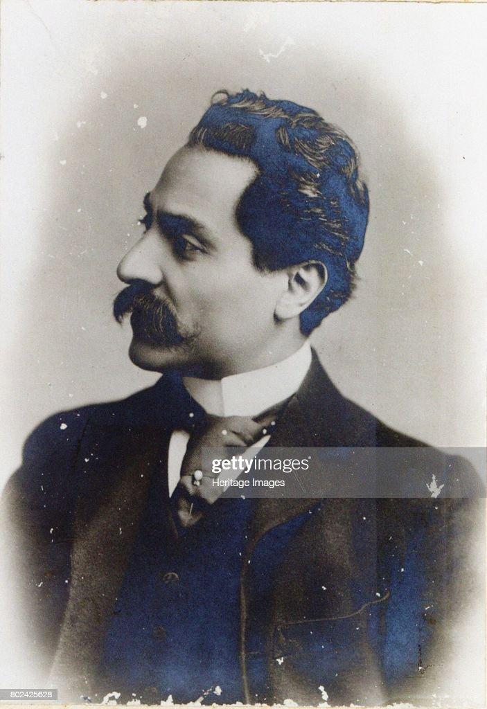 Giuseppe Martucci (1856-1909) 1890s : News Photo
