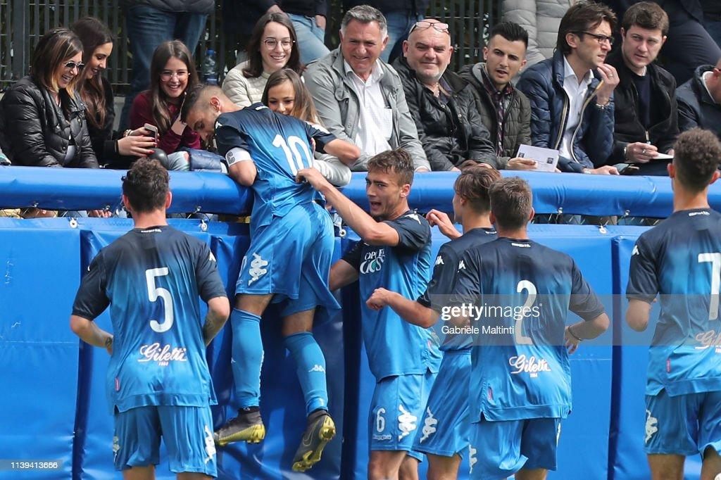 ITA: Empoli U19 v AS Roma U19 - Serie A Primavera