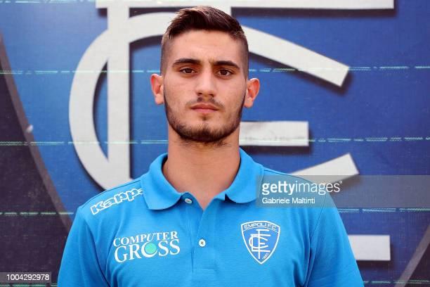 Giuseppe Montaperto of Empoli U19 on July 23 2018 in Empoli Italy
