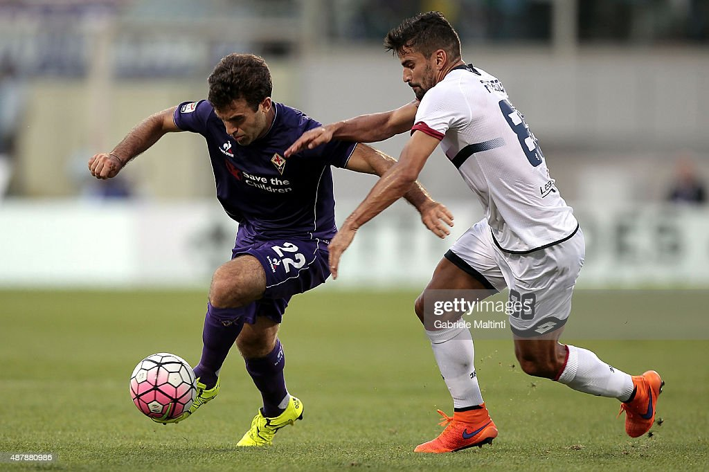 ACF Fiorentina v Genoa CFC - Serie A : News Photo