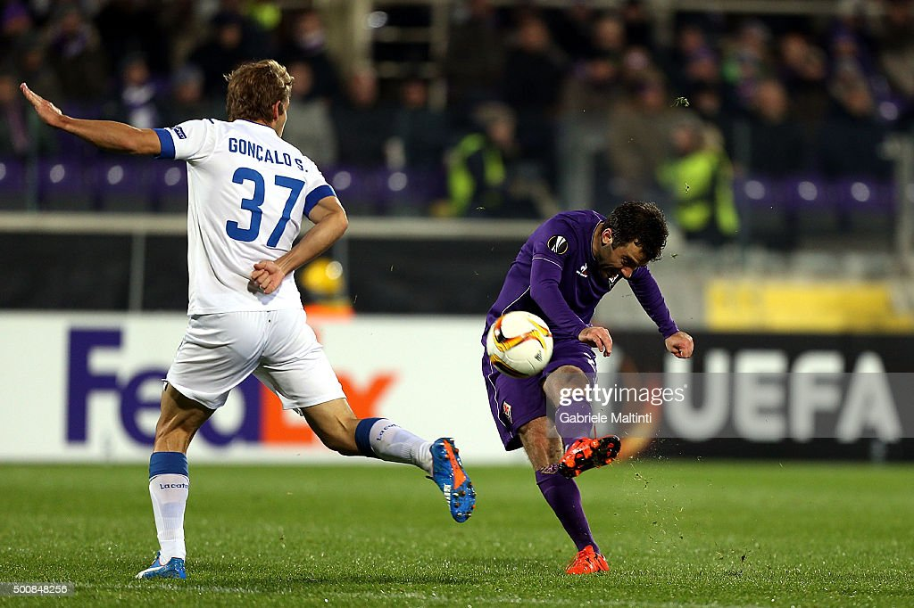ACF Fiorentina v Os Belenenses - UEFA Europa League : News Photo