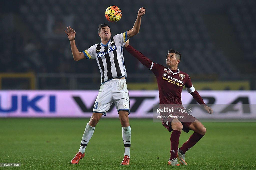 Torino FC v Udinese Calcio - Serie A : News Photo