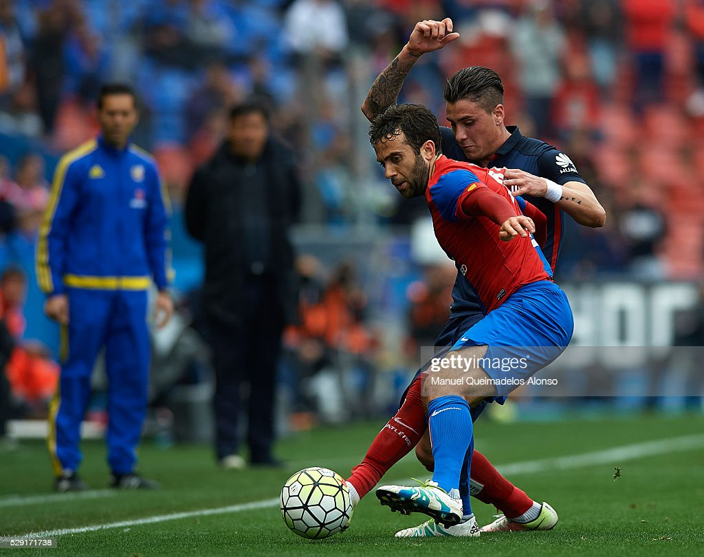 Levante UD v Club Atletico de Madrid - La Liga : News Photo