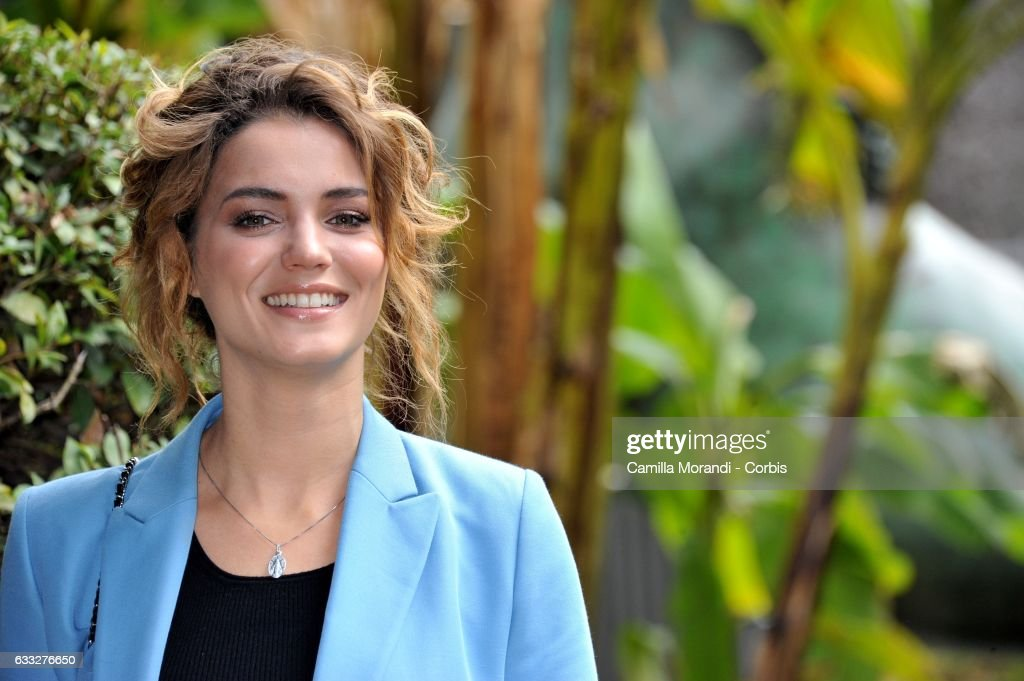 'C'Era Una Volta Studio 1' Photocall In Rome
