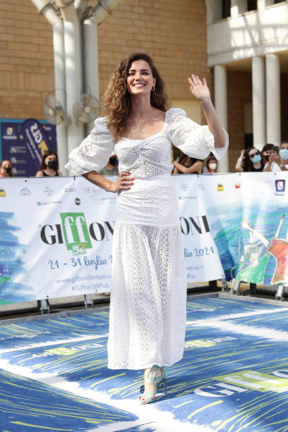 ITA: Giffoni Film Festival - Day 2 - Blue Carpet