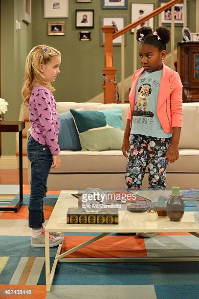 KC UNDERCOVER Give Me A K Give Me A C KC reluctantly agrees to try out for cheerleading with Marisa so they can spend more time together Meanwhile...
