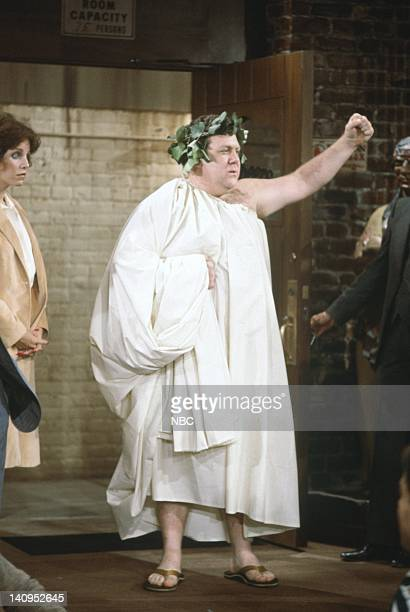 CHEERS Give Me a Ring Sometime Episode 1 Pictured George Wendt as Norm Peterson Photo by Paul Drinkwater/NBCU Photo Bank