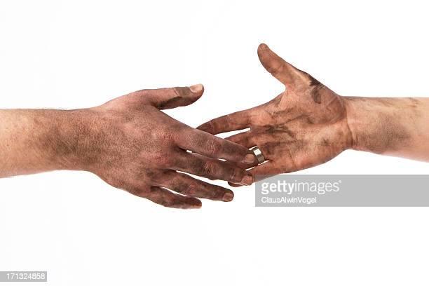 Gib mir Ihre hand