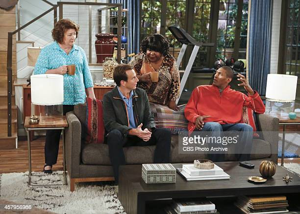 Give Metta World Peace a Chance Pictured Margo Martindale as Carol Miller Will Arnett as Nathan Miller Ellia English as Metta's Mom and Meta World...