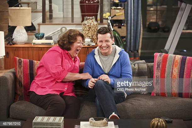 Give Metta World Peace a Chance Pictured Margo Martindale as Carol Miller and Sean Hayes as Kip Withers Nathan lands the biggest interview of his...