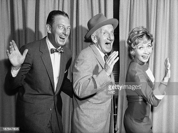 """Give My Regards to Broadway"""" Episode 110 -- Pictured: Ray Bolger, Jimmy Durante, Jane Powell --"""