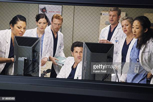 S ANATOMY 'Give Peace a Chance' When Isaac the hospital lab tech has an inoperable tumor wrapped around his spine he turns to Dr Derek Shepherd to do...