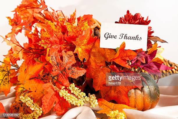 感謝の感謝祭の静物