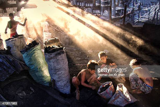 Give them light, hope ad love The charcoal kids from Tondo, Manila are hopeful lots. They have dreams and we are the one who can realize their dream.