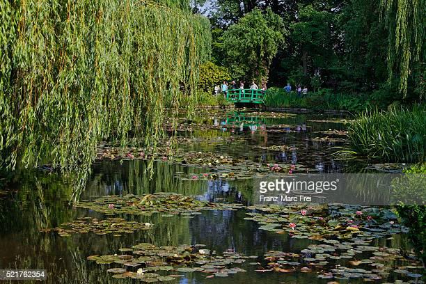 Giverny, garden of Claude Monet
