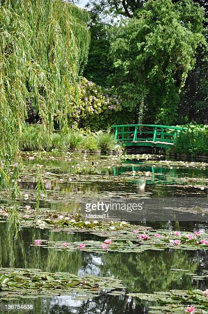 giverny - claude monet stock pictures, royalty-free photos & images