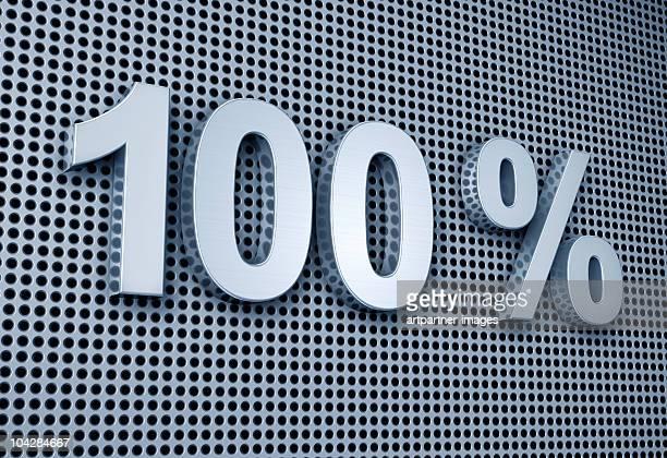 Giving 100 Percent