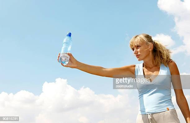 Donner l'eau