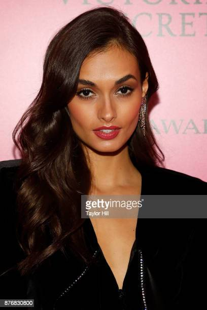 Gizele Oliveira attends the 2017 Victoria's Secret Fashion Show After Party on November 20 2017 in Shanghai China