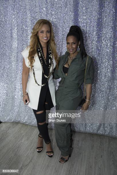 Gizelle Bryant and Sheree Whitfield attend 'Cupcakes With Sheree DC' Meet Greet Affair and book signing for 'Wives Fiancees and SideChicks of...