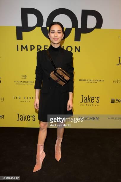 Gizem Emre attends Peek Cloppenburg Launch Party Pop Impression on March 7 2018 in Berlin Germany
