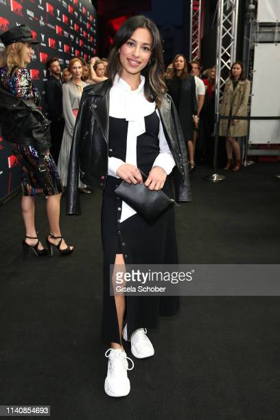Gizem Emre during the Bunte New Faces Award Film at Umspannwerk Alexanderplatz on May 2 2019 in Berlin Germany