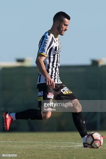 Gjoko Zajkov during the friendly match between Royal Charleroi SC vsYanbian Funde FC at Pinatar Arena Murcia SPAIN 10th January of 2018