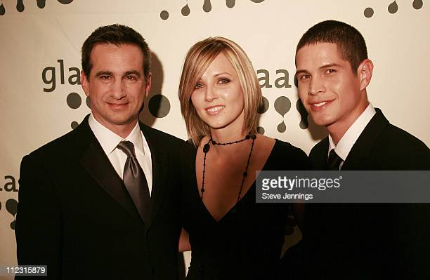 Glaad Pres Neil G Giuliano guest and JD Pardo
