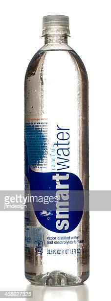 Glacial plain SmartWater Flasche mit Tropfen