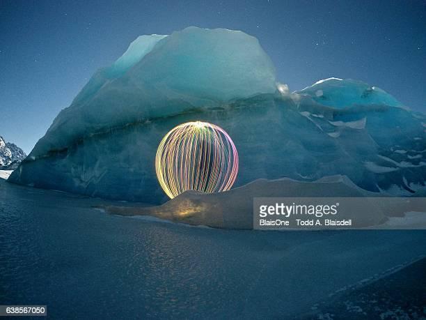 Glacial Globe