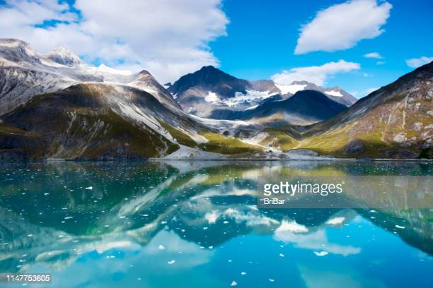 glacier bay national park, alaska - glacier stock pictures, royalty-free photos & images