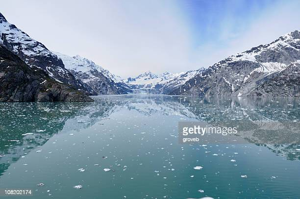 Glacier Bay National Park and Mountains