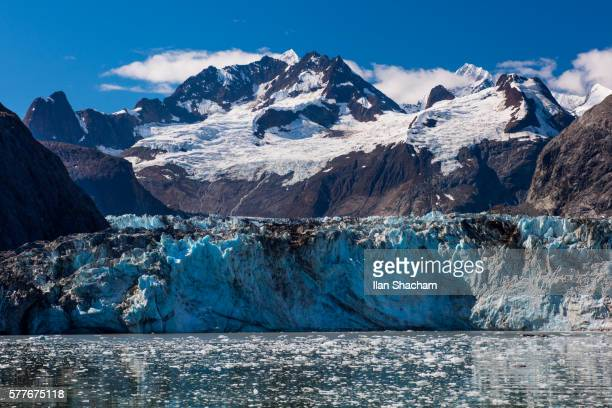 Glacier, Ice and mountain