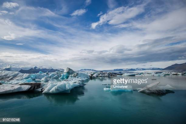 glacier lagoon iceland jökulsarlon - climate stock pictures, royalty-free photos & images