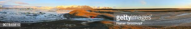 glacier lagoon joekulsarlon - rainer grosskopf 個照片及圖片檔