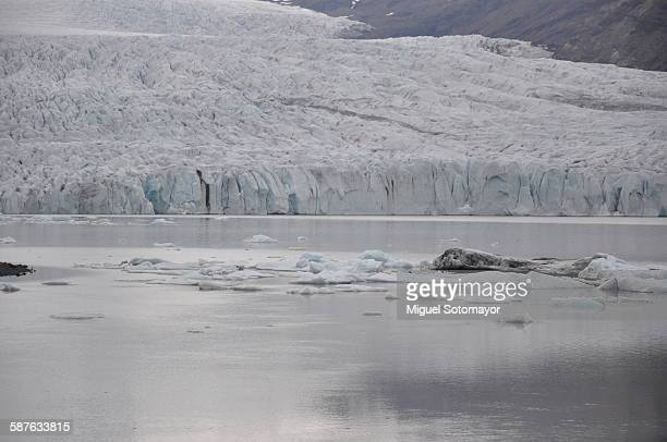 glacier lagoon. skaftafell national park - skaftafell national park stock photos and pictures