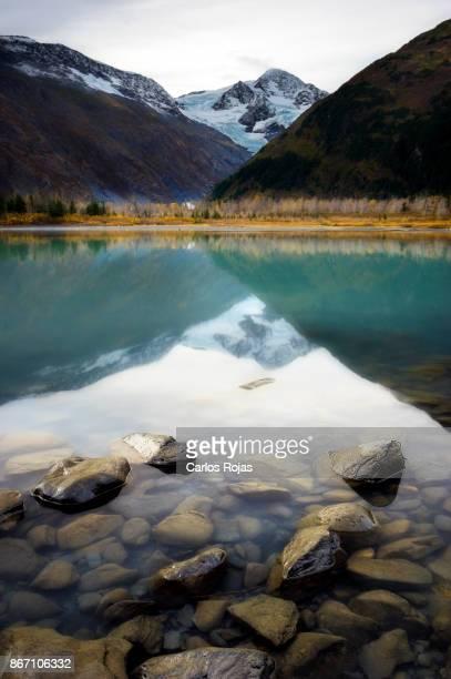 Glacier Lake Reflections