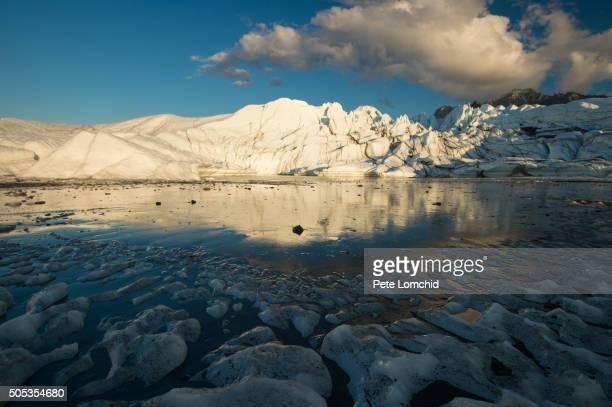 glacier matanuska - alaska us state stock pictures, royalty-free photos & images