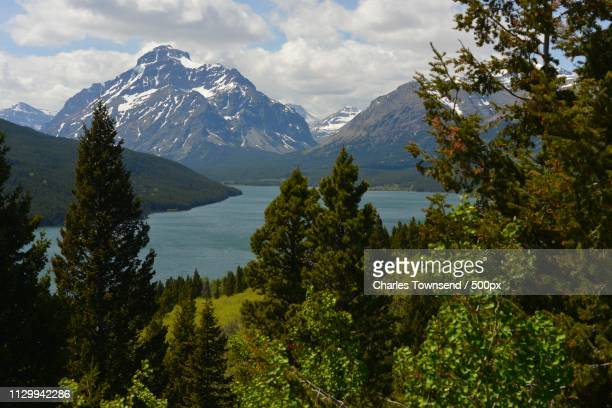 Glacier National Park - Lower Two Medicine Lake