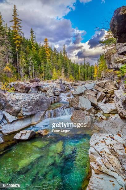 Glacier National Park,Montana,USA