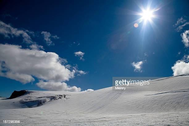 glacier peak blendenfleck - mlenny stock-fotos und bilder