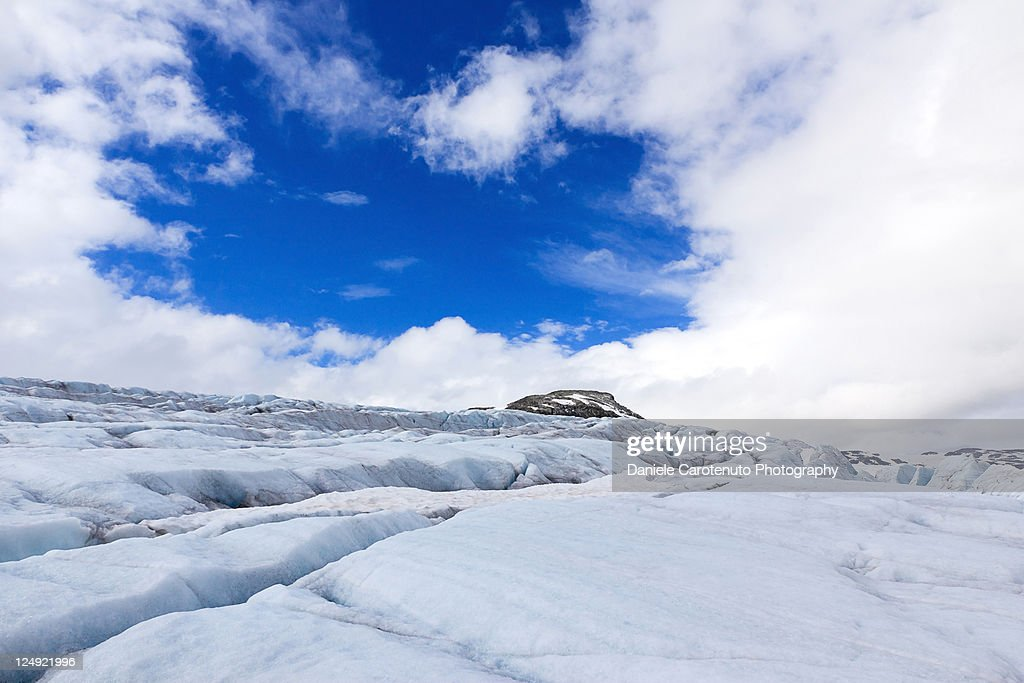 Glacier : Stock Photo