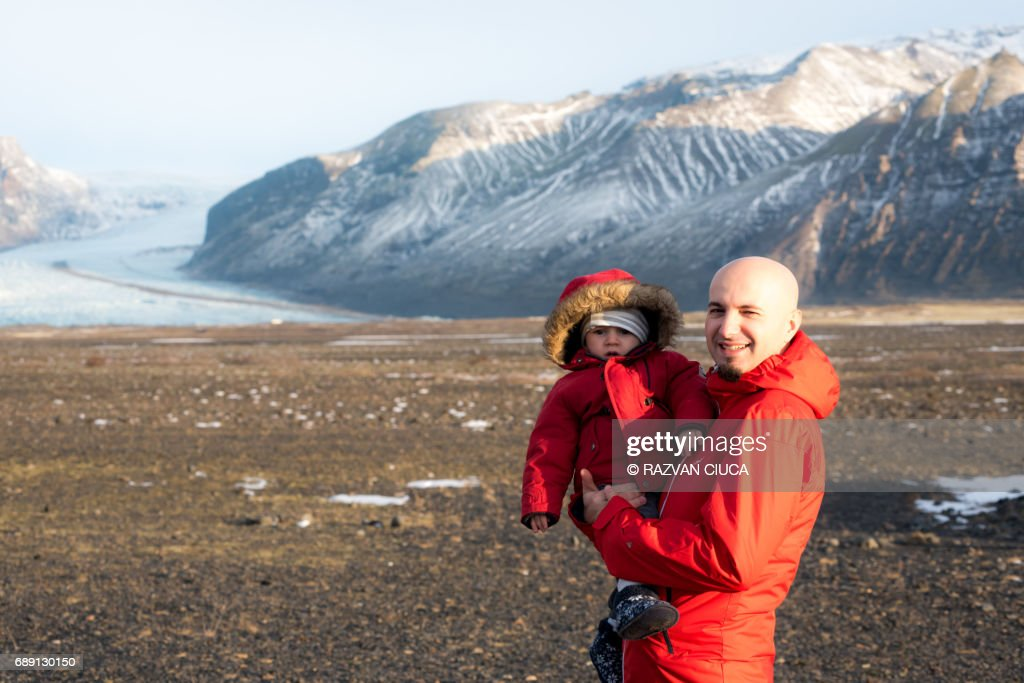 Glacier : Stock Photo