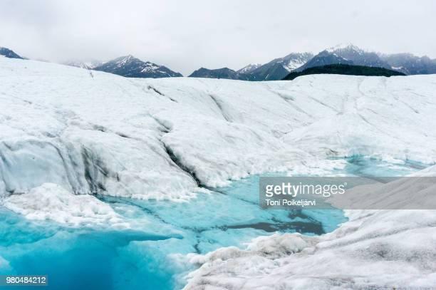 Glacier Pool, Root Glacier